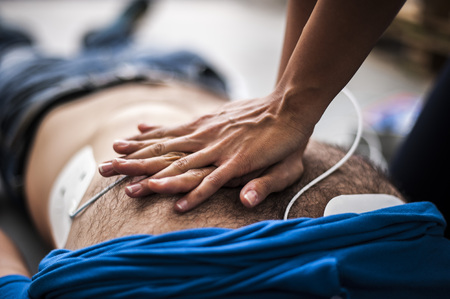 cardiac care: performing CPR