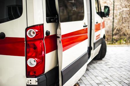 infarct: ambulance