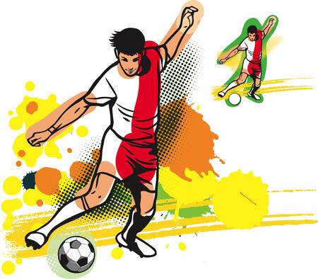 Giocatore di calcio