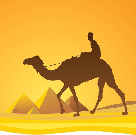 Sahara desert, Cairo