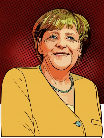 elected: Angela Dorothea Merkel is a German politician and former research scientist who has been the Chancellor of Germany since 2005, and the leader of the Christian Democratic Union since 2000. She is the first woman to hold either office.