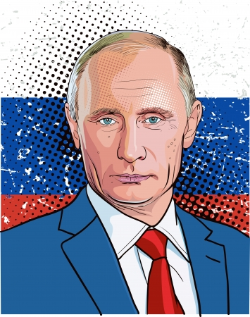 President of Russia, Vladimir Vladimirovich Putin is the President of Russia, a position he has held since 7 May 2012. He previously served as President from 2000 to 2008, and as Prime Minister of Russia from 1999 to 2000 and again from 2008 to 2012 報道画像