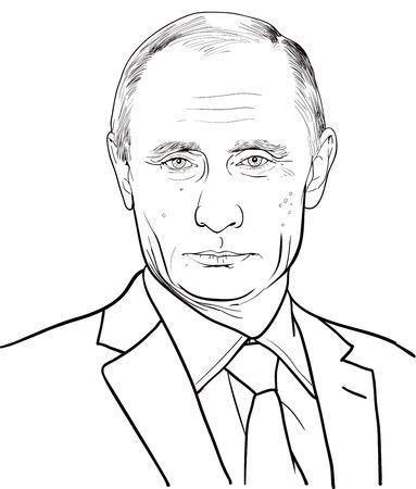 Presidente della Russia, Vladimir Vladimirovich Putin � il presidente della Russia, incarico che ha ricoperto dal 7 maggio 2012. In precedenza � stato Presidente dal 2000 al 2008 e, come Primo Ministro della Russia 1999-2000 e di nuovo 2008-2012
