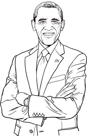 Barack Hussein Obama � il 44 � Presidente e attuale degli Stati Uniti, il primo afroamericano a ricoprire la carica. Editoriali
