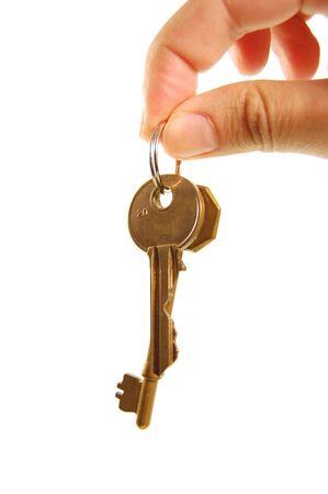 handing over: Handing over keys