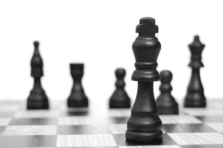 chess pawn: Challenge