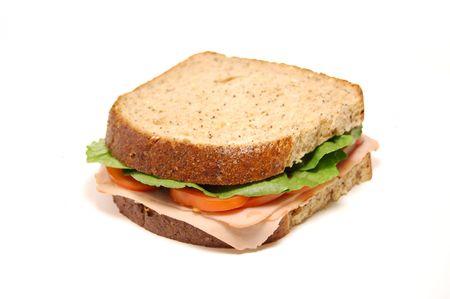sandwich bread: Healthy sandwich