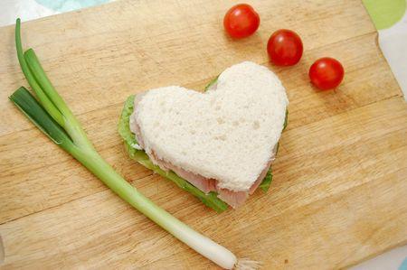 Comida nutritiva Foto de archivo - 4945077
