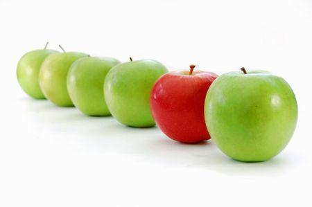 pommes: se faire remarquer de la foule