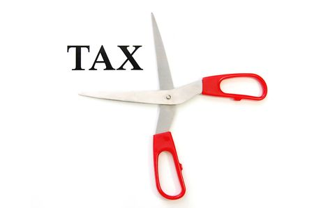 deduct: Cutting taxes