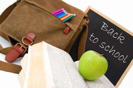 cramming: Back to school