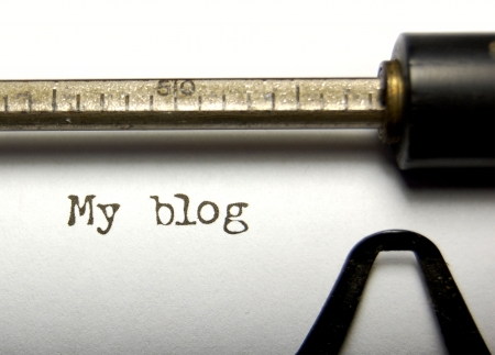 the author: Blog
