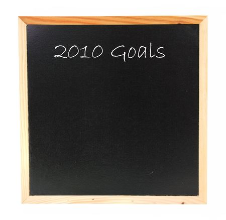 New year resolutions Stock Photo - 5732458