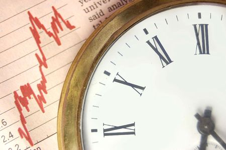 Business time Stock Photo - 5811060