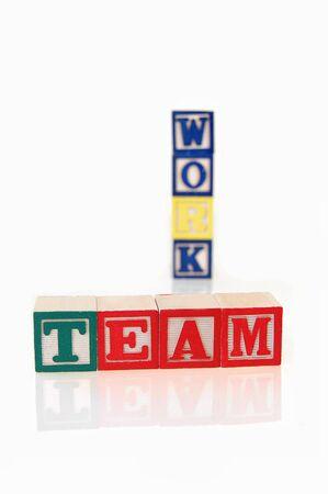 Teamwork Stock Photo - 6195391