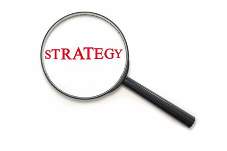 seeking an answer: Strategy