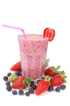 fruit smoothie: Fruit smoothie