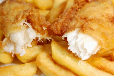 Fish and chips Stock Photo - 6300500