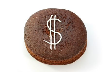 Money cake Stock Photo - 6694807