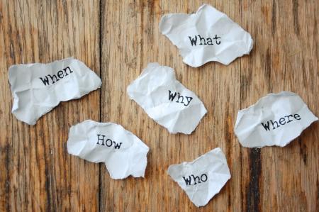 query: Wie, wat, wanneer, waarom, waar, hoe