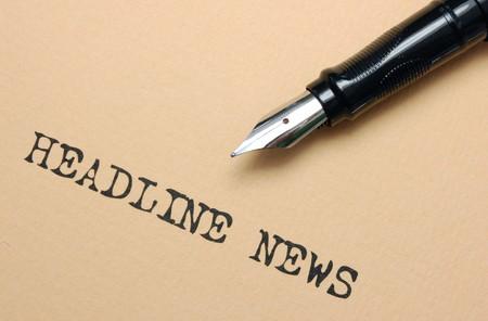 News Headlines photo