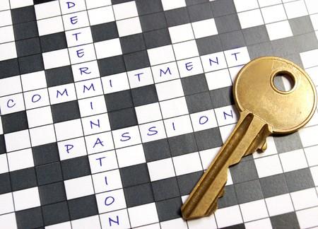 Key to success Stock Photo - 7732326