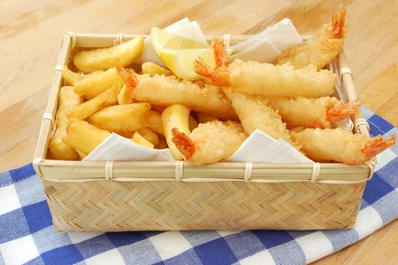 Fish and chips Stock Photo - 8192526