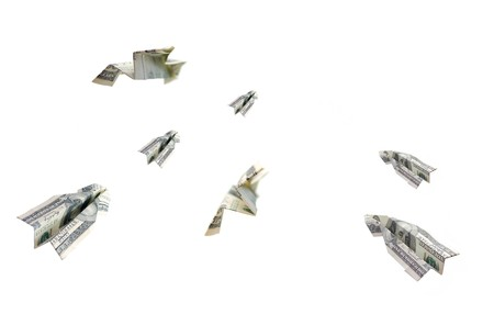 Money planes photo
