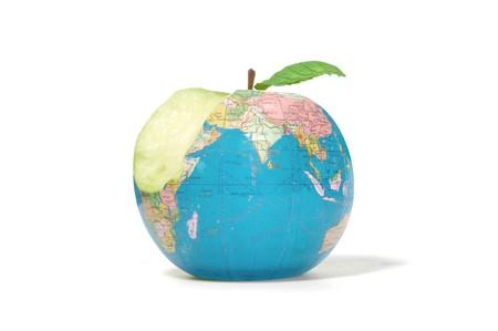 mundo contaminado: Destrucción mundial