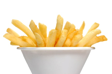 cone: French fries
