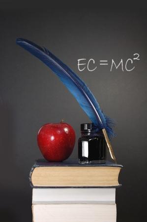 Education formula photo