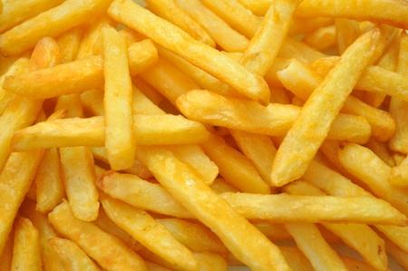 Franse frietjes Stockfoto