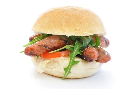 Sausage roll  photo