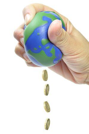 squeezed: Economia globale