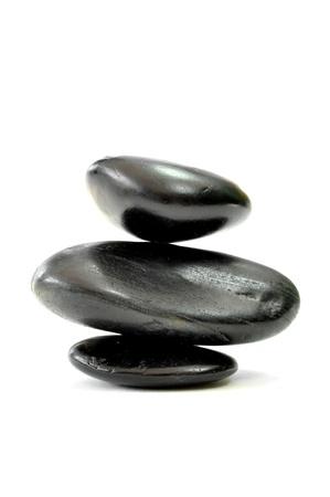 stack rock: Zen stones
