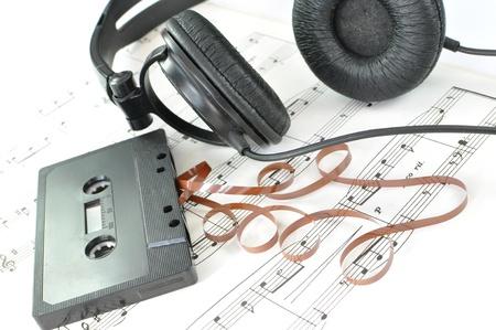 unwound: Music headphones