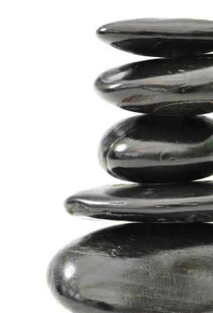 balancing: Zen stones