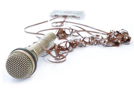 unwound: Microphone