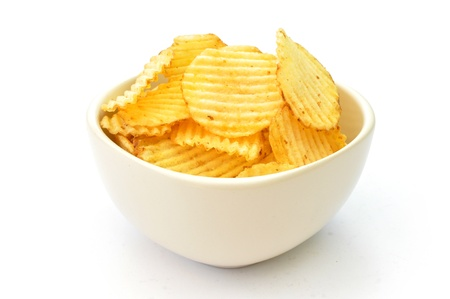 potato chip: Potato chips