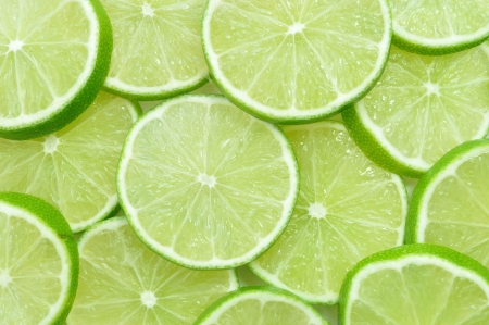 lime slice: Lime background  Stock Photo