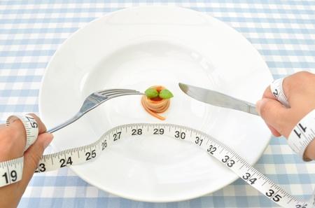 Strict diet  photo