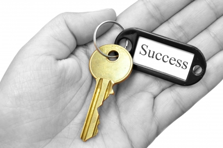 Key to success Stock Photo - 10199830