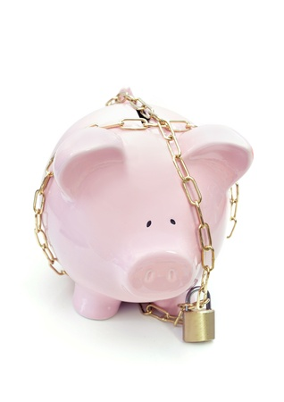Financial security  Stock Photo - 10354898