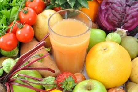 batidos de frutas: Zumo de frutas