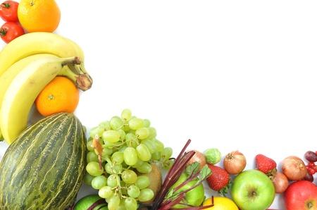 melon fruit: Fruit  Stock Photo