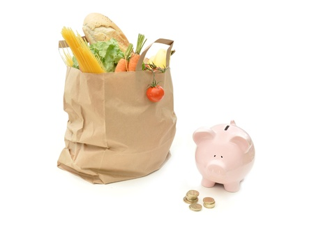 bagged: Grocery budget