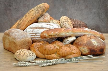 pasteleria francesa: Pan