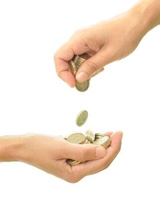 payout: Repartir el dinero