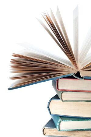 Open book Stock Photo - 10859851