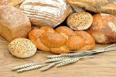pasteleria francesa: Panader�a
